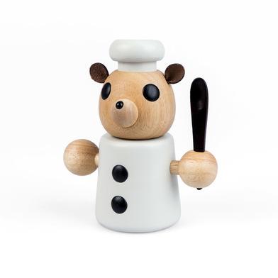 Balvi Molinillo pimienta Teddy Con forma de osito Madera