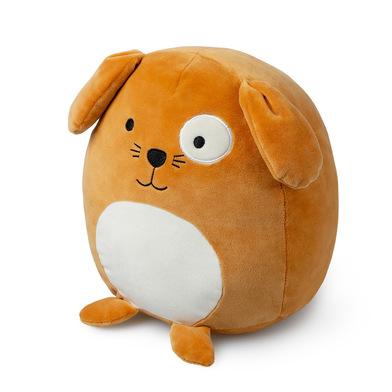 Balvi Cojín Woof! Color marrón Forma de perro Suave y muy blando Poliéster