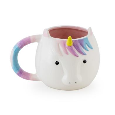 Balvi Mug Unicorn Taza con cara de Unicornio Capacidad: 482ml Cerámica