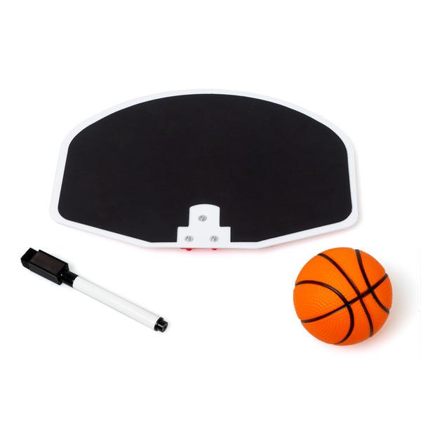 alvi Canasta Magneto Canasta y pizarra Con pelota y rotulador Magnética 28cm Plástico ABS/plástico P