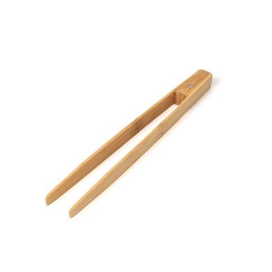 Balvi - Toasts & More pinza de bambú para sacar tostadas, comer sushi y otras funciones