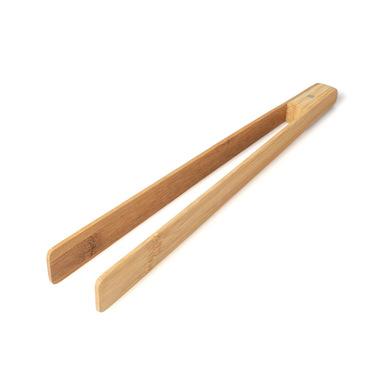 alvi pinza de cocina Cooking&More  Pinza de bambú para cocinar No raya Fácil limpieza Incluye un ima