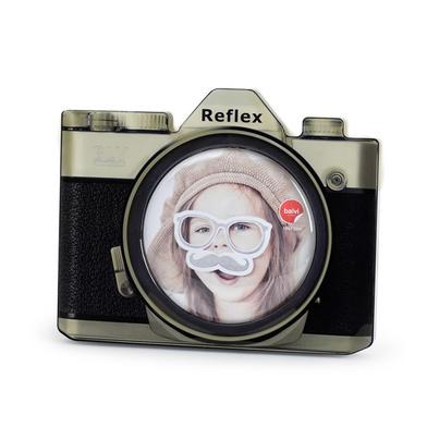 alvi Marco Smile! En forma de cámara de fotos tipo reflex apacidad: 1 foto de 13x18 cm Marco de foto