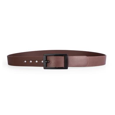 alvi Cinturón Traveller l'Hédoniste Color marrón Ideal para viajar Fabricado sin metales No activa l