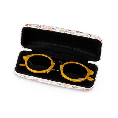 Balvi Astuccio occhiali Bloom Colore bianco Custodia rigida Stampato Metallo