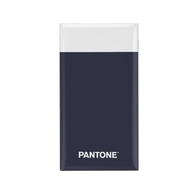 alvi Batterie 6000mah Pantone Couleur bleu marine Charge rapide Indicateur de charge LED Avec câble