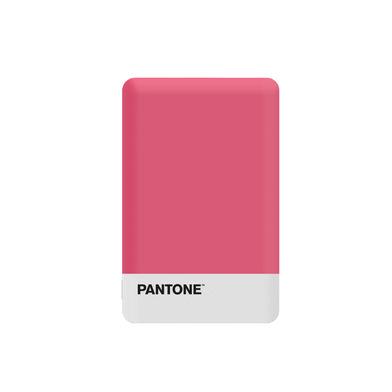 alvi Batterie 2500mAh Pantone Couleur rose Charge rapide Indicateur de charge LED Avec câble USB DC5