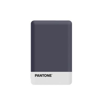 alvi Batería 2500mAh Pantone Color azul marino Carga rápida Indicador de carga LED Con cable USB DC5