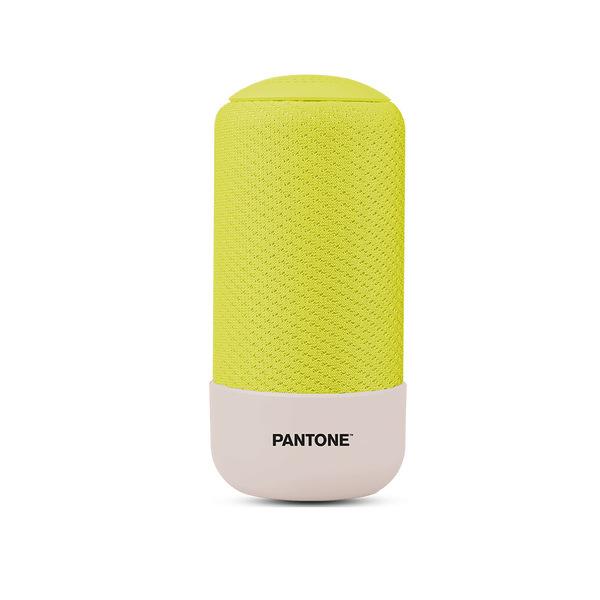 alvi Altavoz Bluetooth Pantone Color amarillo Inalámbrico (10-15m) o con cable (incluido) 3W Función