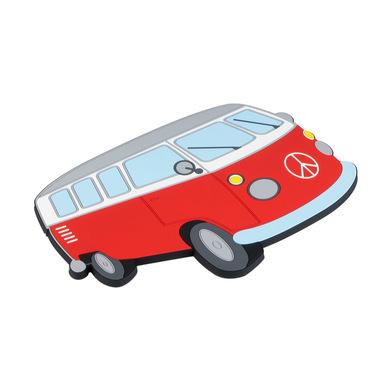 Balvi salvamanteles Van Magnético En forma de furgoneta retro Silicona 18cm