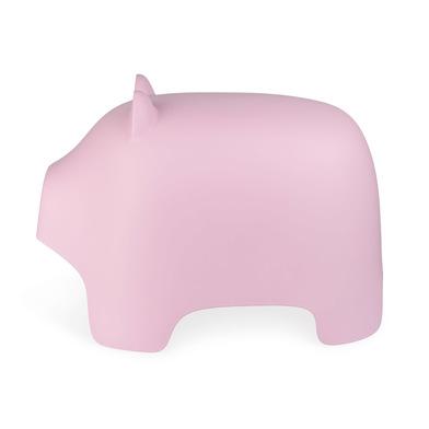 Balvi Sgabello Piggy Colore rosa A forma di maiale