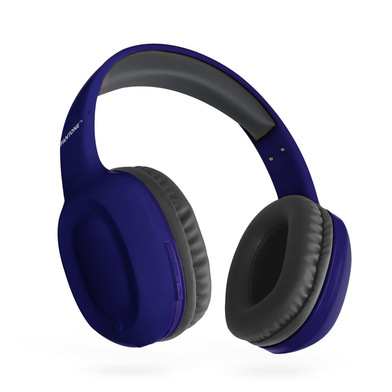 alvi Headphones Bluetooth Pantone Navy Blue colour Wireless (up to 10m) or cable (included) incoming