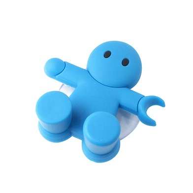 Balvi - Amico toothbrush holder with suction cup