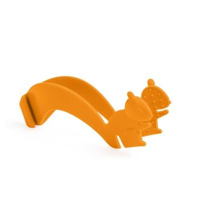 Balvi Pinza servicio Squirrel Color naranja En forma de ardilla Desmontables Plástico PP 25 cm