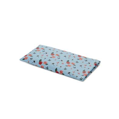 Balvi Estuche para gafas Bloom Color azul Estampado Funda blanda Ocupa muy poco espacio Plástico