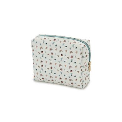 alvi Bolsa cosméticos Bugs Color verde Con cremallera Ideal para llevar cosméticos y otros complemen