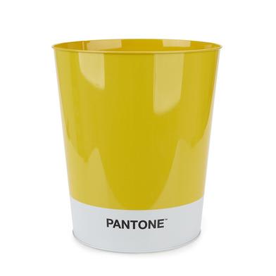 alvi Papelera Pantone Color amarillo Cubo de reciclaje para la oficina y el hogar Producto de papele