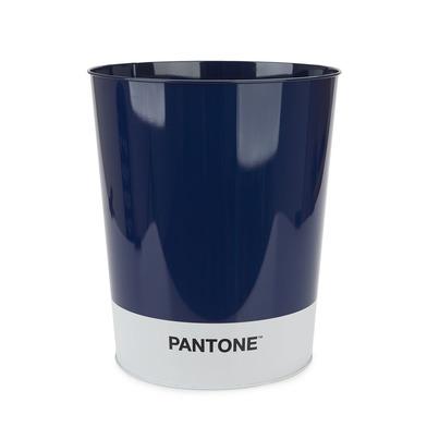 alvi Papelera Pantone Color azul Cubo de reciclaje para la oficina y el hogar Producto de papelería