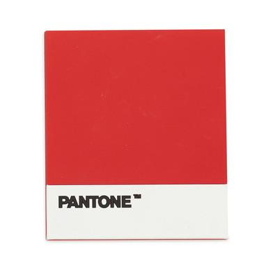 alvi Salvamanteles Pantone Color rojo Salvamanteles de diseño resistente al calor Utensilio original