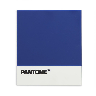 alvi Salvamanteles Pantone Color azul Salvamanteles de diseño resistente al calor Utensilio original