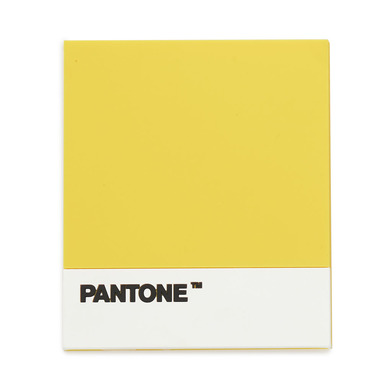 alvi Salvamanteles Pantone Color amarillo Salvamanteles de diseño resistente al calor Utensilio orig