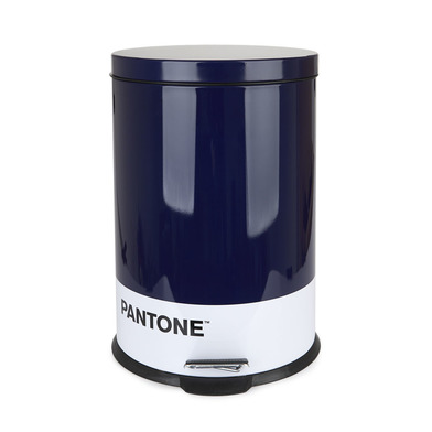 alvi Garbage can Blue colour 20L bucket capacity for kitchen, bedroom or office with Pedal nice and