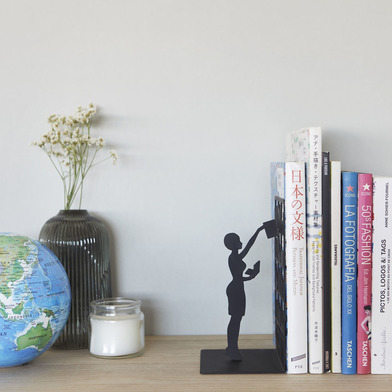 Balvi - The Library metal bookend
