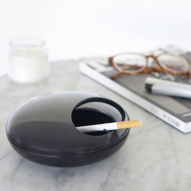 Balvi - Pebble cenicero con tapa
