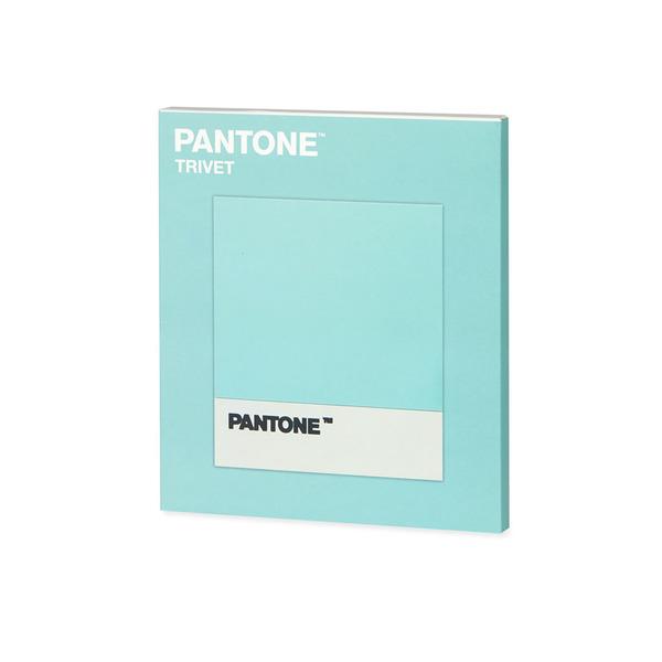 alvi Salvamanteles Pantone Color Turquesa Salvamanteles de diseño resistente al calor Utensilio orig