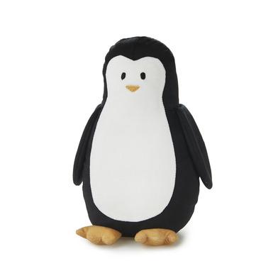 alvi Fermaporta Pingu Colore nero stopper porta a forma di pinguino originale, divertente e morbido
