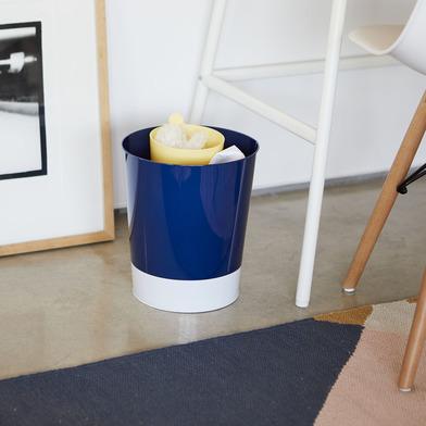 alvi Papelera MrRecycle Color amarillo Recipiente auxiliar para separar residuos domésticos Se puede