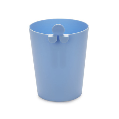 alvi Wastebasket MrRecycle Blue colour Auxiliary container to separate domestic waste It can be hung