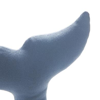 alvi Aguantapuertas Dolphin Tail Color azul En forma de cola de pez Sujeta puertas para evitar porta