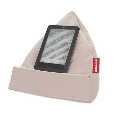 alvi Soporte Tablet Micro Puff Color rosa Cojín para tablet, smartphone, e-books Desenfundable Con b