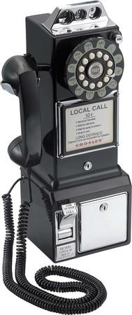 Balvi - Retro teléfono de pared vintage