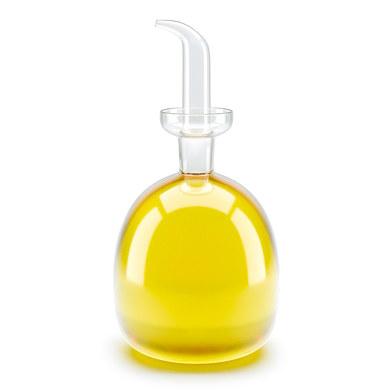 Balvi - Basics aceitera de 850 ml de capacidad de vidrio transparente