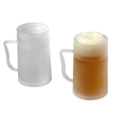 Balvi Jarra cerveza Cheers! 2 jarras de 450ml Enfría la cerveza y otros refrescos Plástico