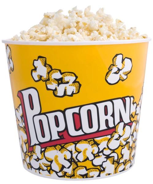 Balvi - Pop Corn bol para palomitas de 6,8 l