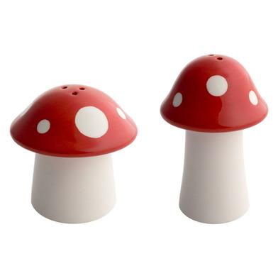 Balvi - Set sel +poivre Mushroom céramique