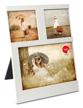 Balvi - Dijon marco de fotos para 3 fotos