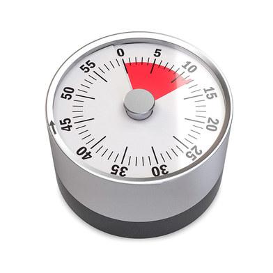 Balvi - Basics minutero mecánico y magnético