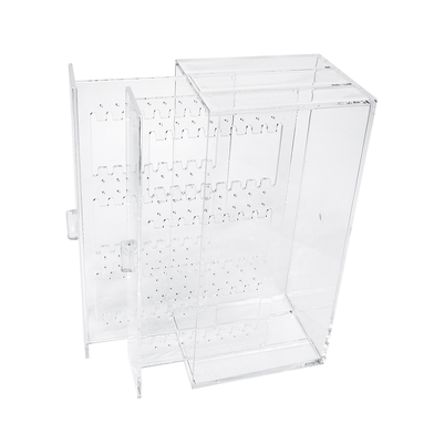 alvi Jewellery box Arteaga Transparent Great capacity For earrings, bracelets and necklaces Elegant