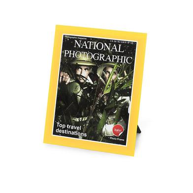 alvi Marco National Photografic Color rojo Tamaño de foto: 15x20cm Para sobremesa o para colgar Acrí
