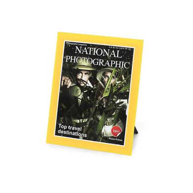 alvi Marco National Photografic Color rojo Tamaño de foto: 20x25cm Para sobremesa o para colgar Acrí