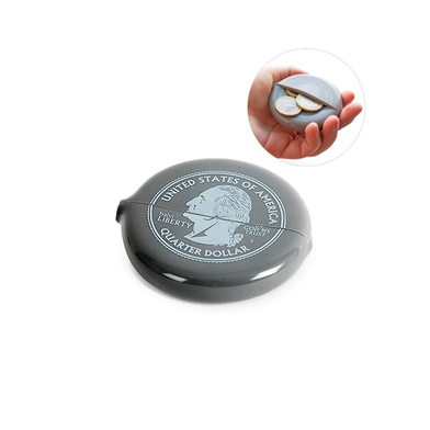 Balvi - Porte-monnaie Silver Quarter