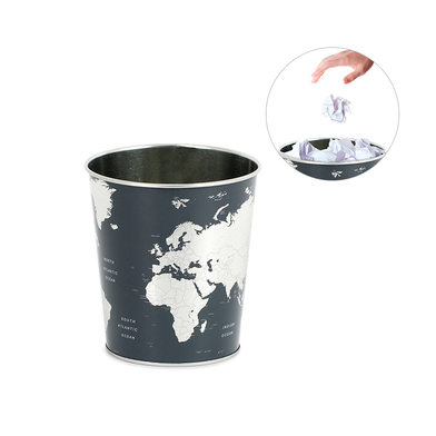 Balvi - Papelera Globe lata