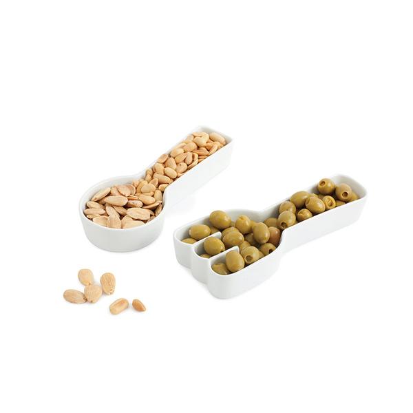 Balvi - Snack set Food! ceramic