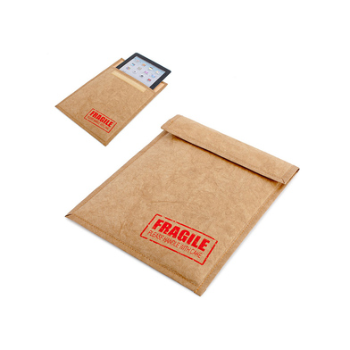 Balvi - Funda iPad Fragile tyvek