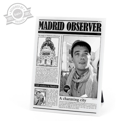 Balvi - Marco Madrid Observer acrílico