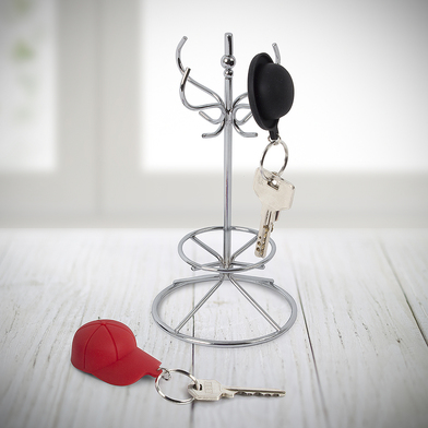 alvi Keyrings with holder Chapeau! Colors colour Key identifier for men and women perchero hats Meta